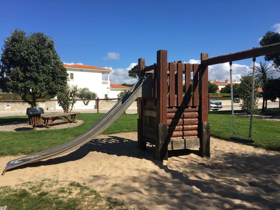 Praia del Rey Childrens playground