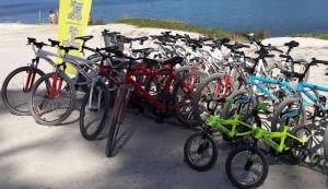cycling silver coast