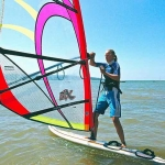 windsurf silver coast
